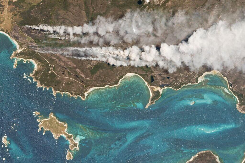 Cape Barren, Australia. ©2016 Planet